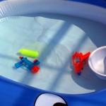 赤ちゃんのプールでオムツはどうする?いつから入ってもいいの?