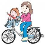 自転車に子供を乗せた時の雨対策!カバーなら濡れない?ママは?