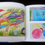 子供の作品が捨てられないので写真を撮ってフォトブックにしたよ!