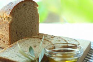オリーブオイルの使い方パン