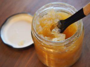 梨の保存方法 ジャム